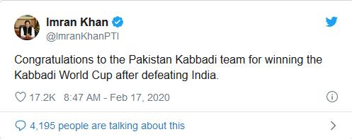 Image result for imran khan tweet