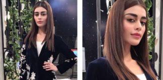 Sadaf Kanwal, the first Pakistani Model who Hit One Million Instagram Followers